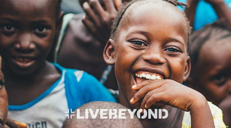 Customer Highlight - LiveBeyond header image