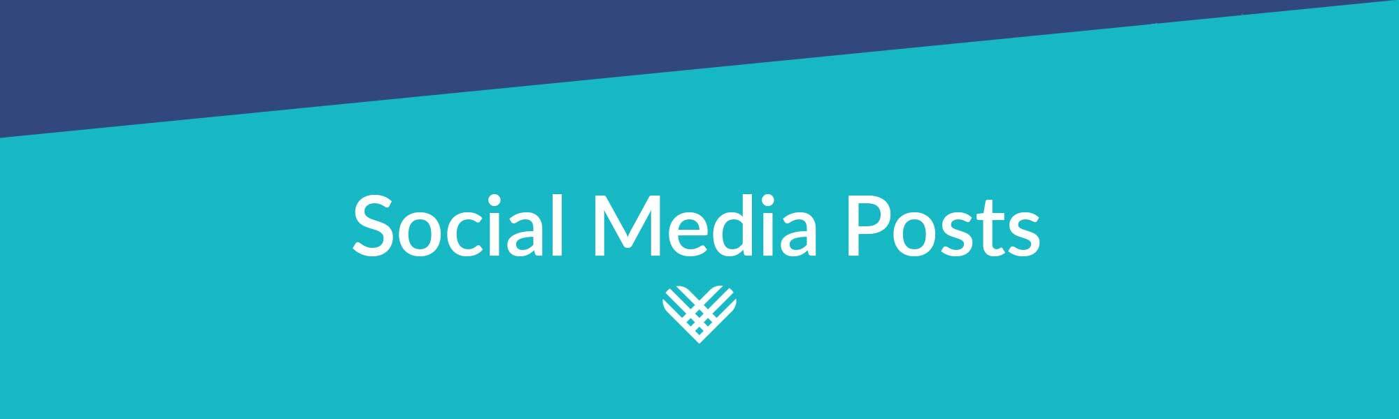 header image for giving tuesday social media posts