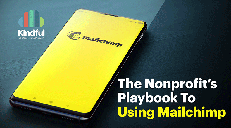 The Nonprofit's Playbook For Mailchimp header image