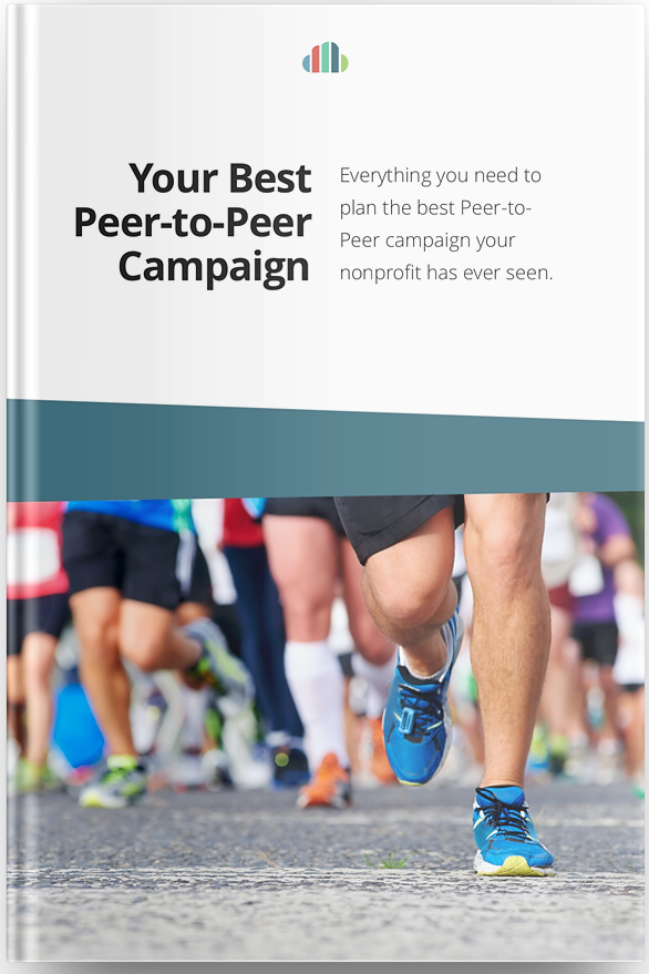 your best peer to peer campaign ebook cover