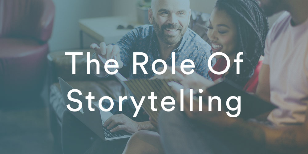 section image the role of storytelling in your peer to peer campaign