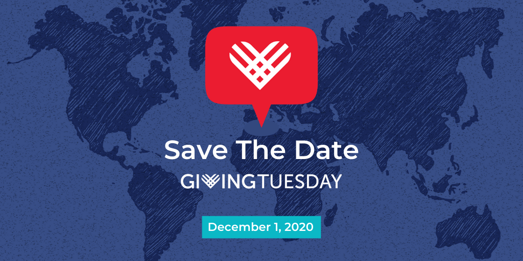 sample giving tuesday twitter graphic