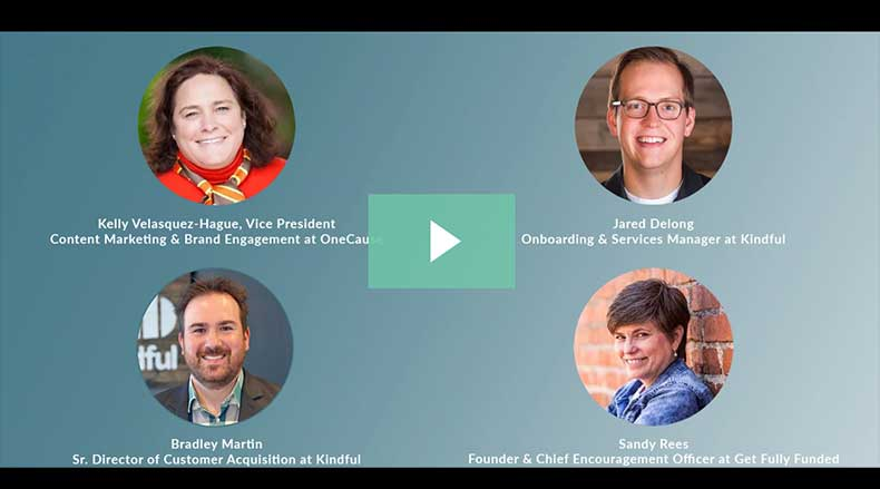 [Webinar Panel] Turning Your Canceled Event Into A Successful Virtual Fundraising Opportunity header image