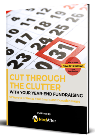 Cut through the clutter with your year-end fundraising