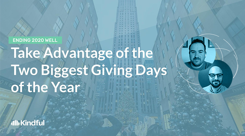 Take Advantage of the Two Biggest Giving Days of the Year