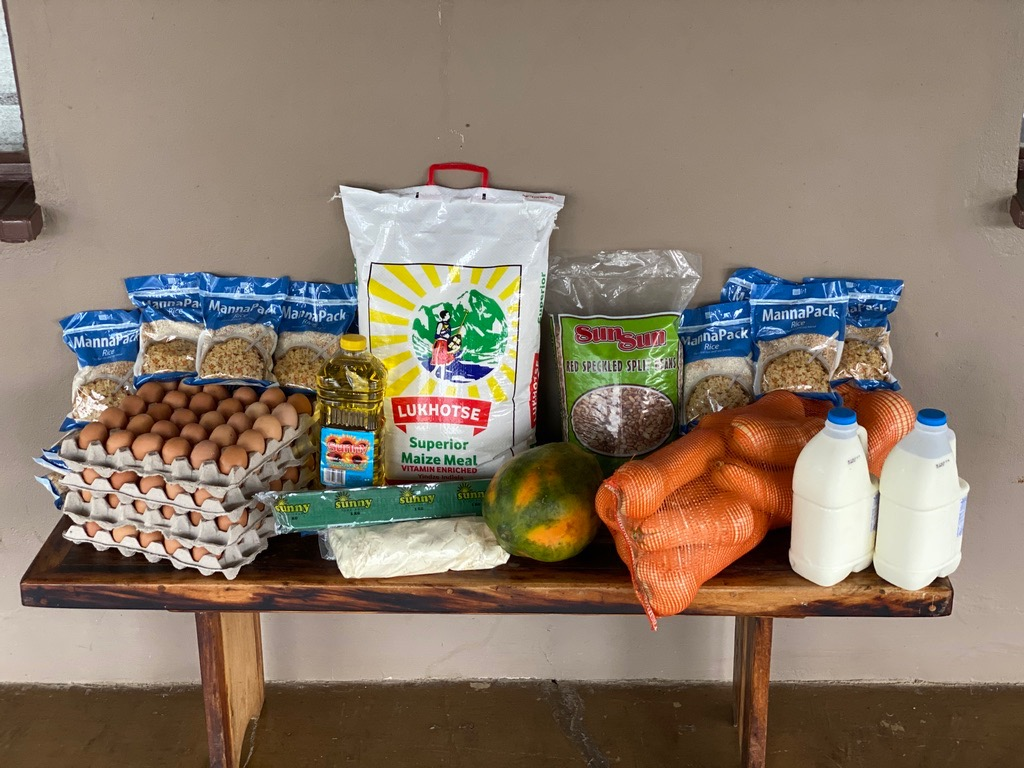 Heart For Africa's food pantry supplied by a miraculous outpouring of support