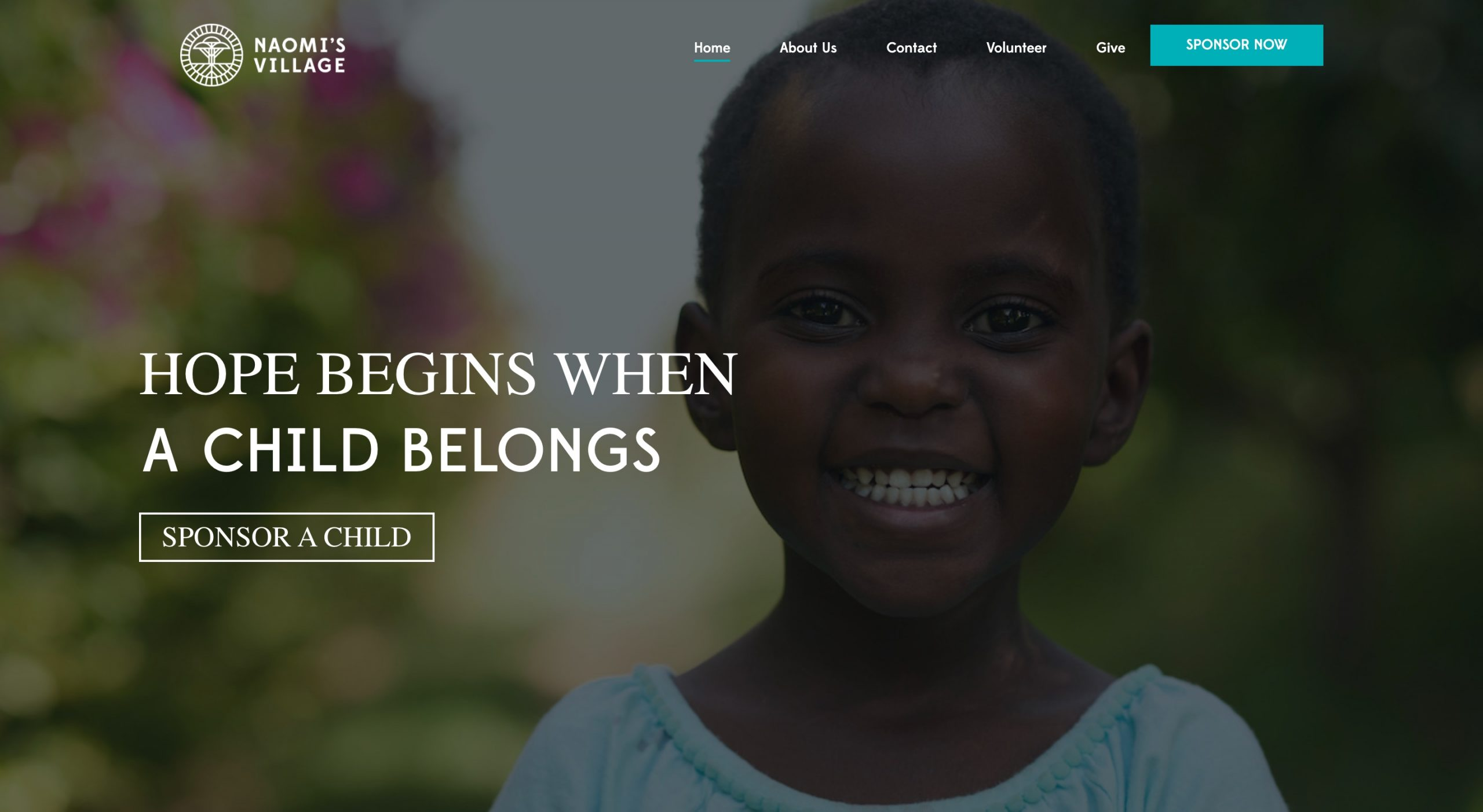 website with customized donation button text