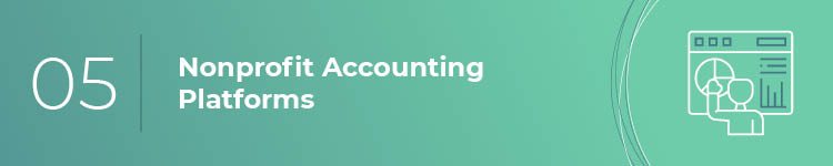 These nonprofit accounting platforms offer tools to get started building out your accounting processes.