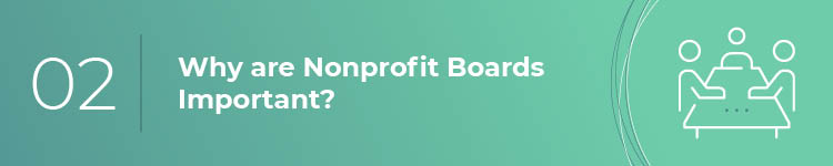 Why are nonprofit boards of directors important?