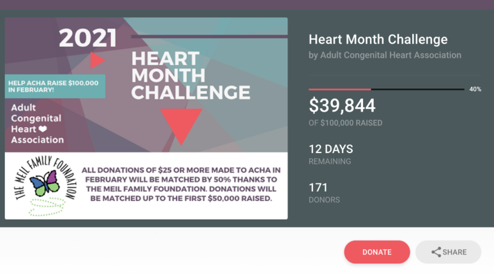 Example of a nonprofit matching gift campaign to double fundraising revenue