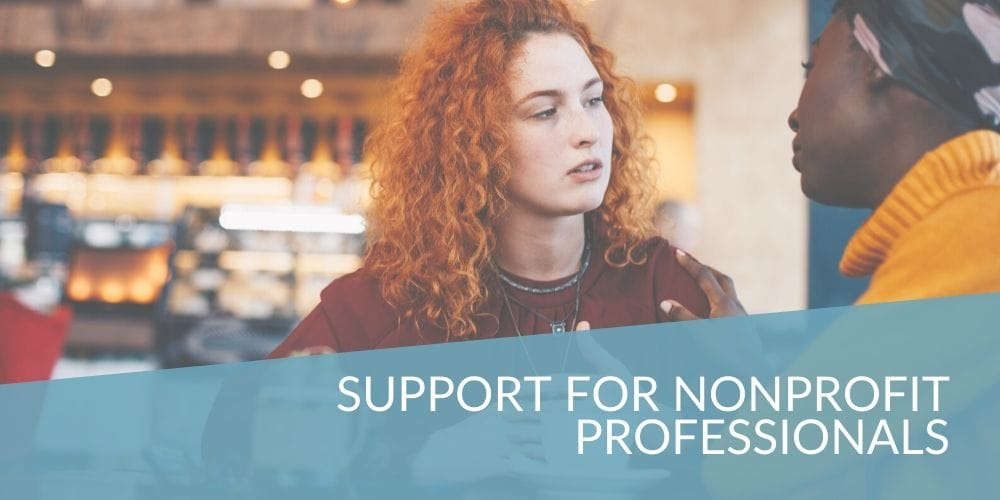 header image support for nonprofit professionals