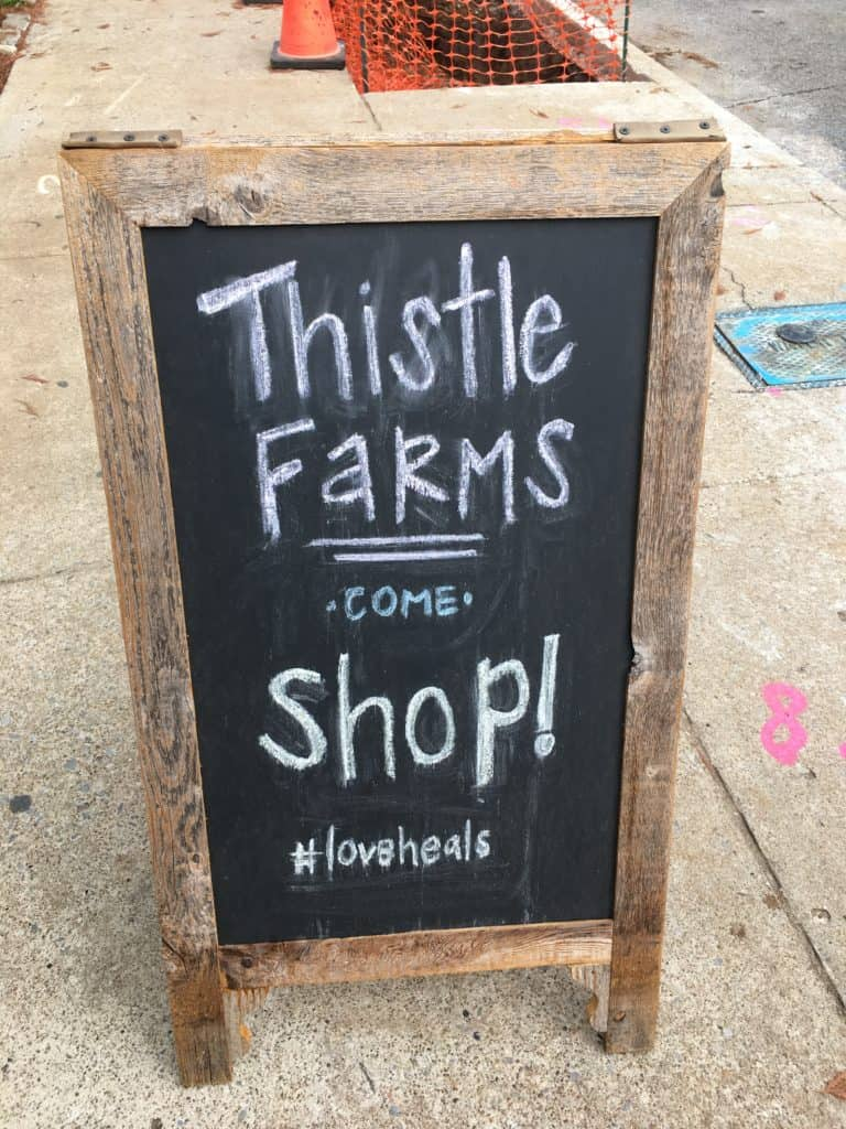 Thistle Farms Giving Tuesday